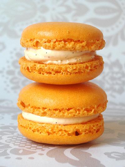 Macarons Wie Vom Profi Mit Rezept Und Geschenkschachtel